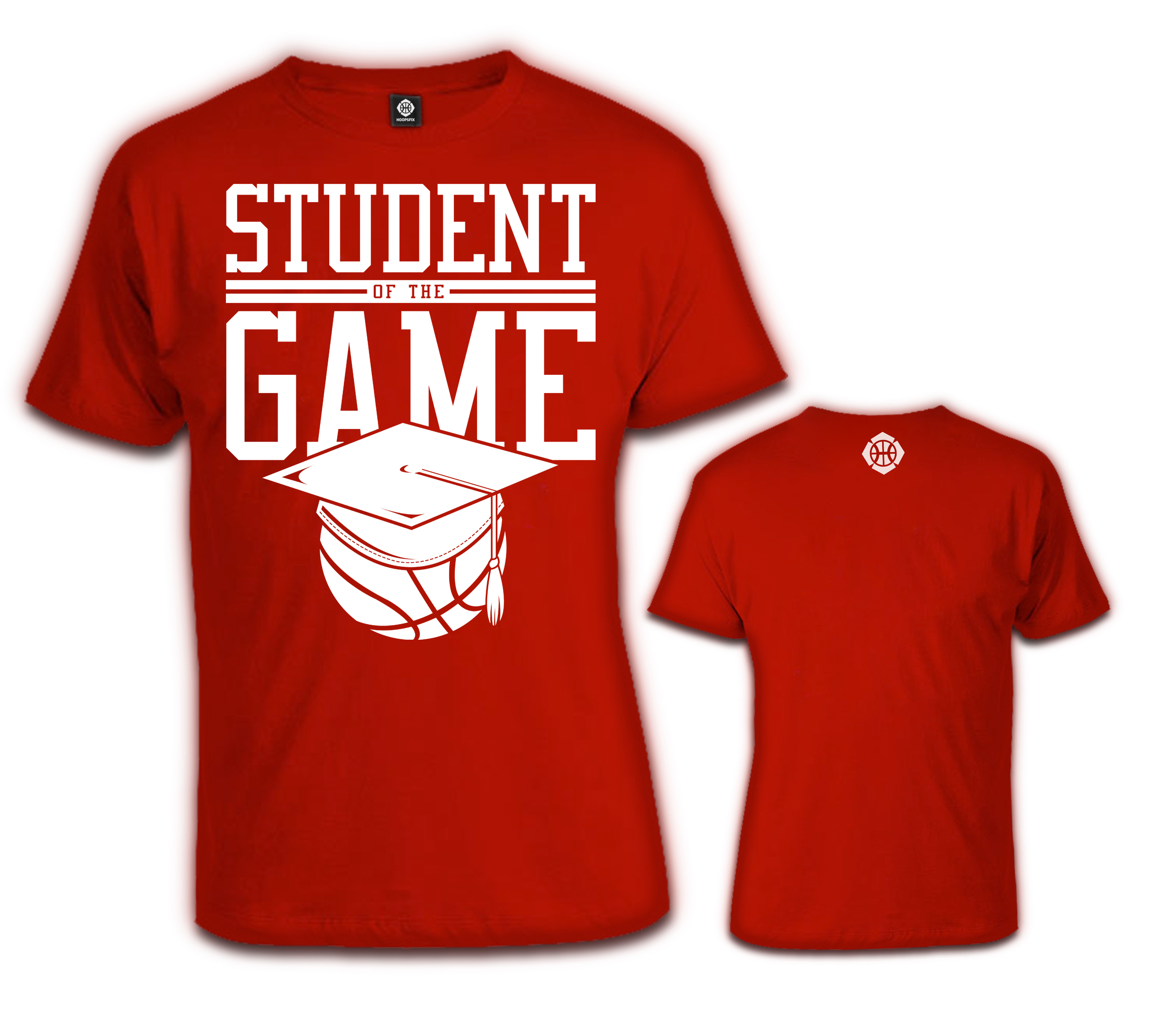 Hoopsfix - Student of the Game T-Shirt